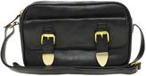 Asos Metal Keeper Across Body Bag