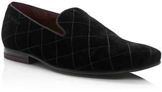 Ted Baker Men's Aldmir Velvet Loafers