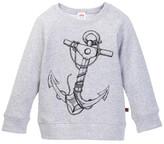 Appaman Anchor Reversible Sweatshirt (Toddler, Little Kids, & Big Kids)