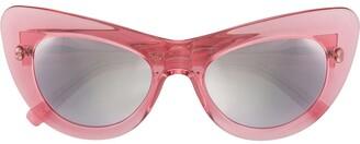 Andy Wolf Oversized Cat Eye Sunglasses