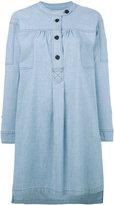 Etoile Isabel Marant button-top denim shirt dress