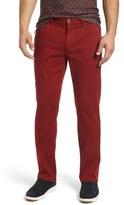 Robert Graham Milo Cotton Twill Five Pocket Pants
