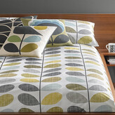 Orla Kiely Scribble Stem Duvet Cover - Seagrass - Double