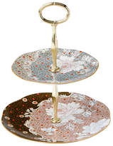 Wedgwood Daisy Tea Story Collection Two Tier Cake Stand
