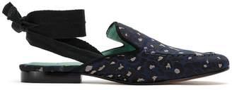 Blue Bird Shoes Onça Colors slipper
