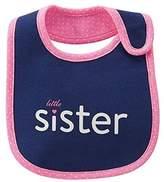 Carter's Little Sister Bib