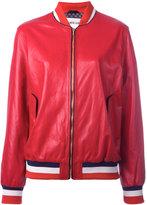 Michel Klein bomber jacket