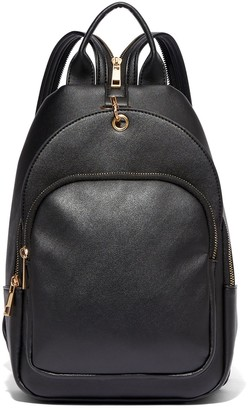 New York & Co. Faux-Leather Backpack