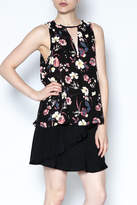 Three Eighty Two Floral Sleeveless Top
