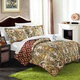 Chic Home Zedara 8-Piece Reversible Quilt Set