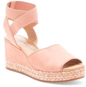 Lucky Brand Bettanie Espadrille Wedge Sandal