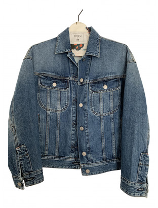 Acne Studios Blue Denim - Jeans Jackets