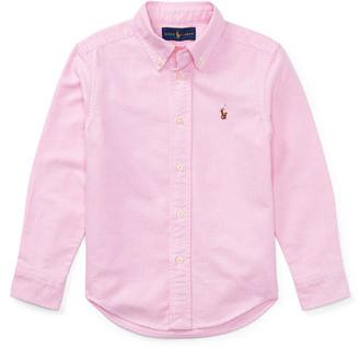 Ralph Lauren Oxford Sport Shirt, Size 4-7