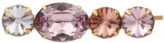 Jennifer Behr Lenora crystal-embellished barrette