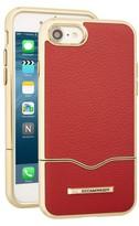 Rebecca Minkoff Leather Iphone 7 Slider Case - Brown