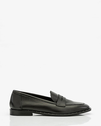 Le Château Italian-Made Studded Leather Loafer