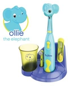 Brusheez Kids Electric Toothbrush Elephant Set
