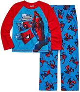 Spiderman 2Pc sleep- Boys Big Kid