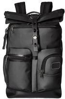 Tumi Alpha Bravo - Luke Roll-Top Backpack Backpack Bags