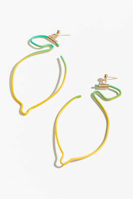 Oxbow Designs Lemon Earring