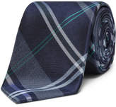 David Jones Plaid Check Tie