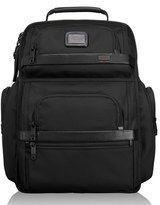Tumi Men's 'Alpha 2' T-Pass Laptop Brief Pack With Id Lock Pocket - Black