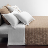Trussardi Stitch Quilted Bedspread - Turtle Dove