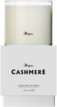 Bluewick Home & Body Co. Maison Collection Cashmere 15Oz Candle