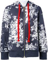 Sonia Rykiel printed bomber jacket - women - Cotton - XS