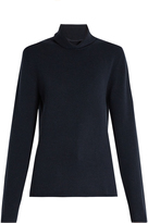 Chloé Roll-neck cashmere sweater