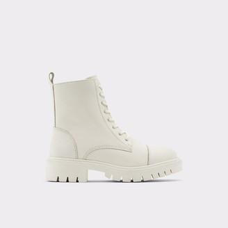 Aldo White Women's Boots | Shop the