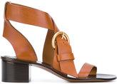 Chloé Nils sandals - women - Leather - 36