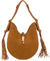 Altuzarra braided strap hobo bag