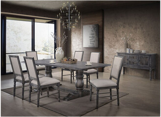 ACME Furniture Leventis Dining Table