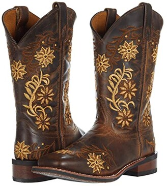 Laredo Secret Garden (Brown) Women's Boots