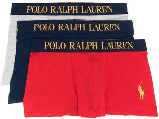 Polo Ralph Lauren 3 pack Big Pony boxers