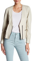 Doma Capri Powder Genuine Leather Jacket