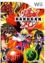 Nintendo Bakugan: Battle Brawlers - Wii