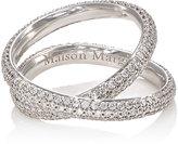 Maison Margiela Women's Twisted Ring