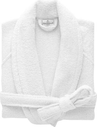 Yves Delorme Etoile Blanc Bathrobe (Extra Large)