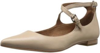 Frye Women's Sienna Cross Ballet Flat