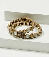 LOFT Stretch Stone Bracelet Set