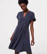LOFT Lacy Flutter Dress