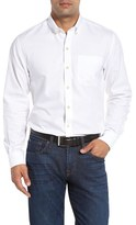 Cutter & Buck Men's Big & Tall 'San Juan' Classic Fit Wrinkle Free Solid Sport Shirt