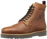 Fred Perry Men's Northgate Boot Leather Chelsea Boot