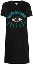Kenzo Eye T-shirt dress