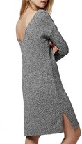 Topshop Women's Scoop Back Sweater Dress