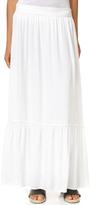 Splendid Crosshatch Skirt