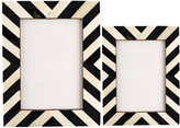 Eccolo Angled Stripes Frame Set