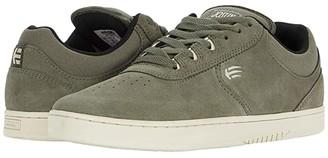 Etnies Joslin (Black/White/Gum) Men's Skate Shoes